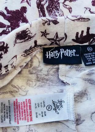 Крутая пижамка гарри поттер harry potter коттон размер l-xl2