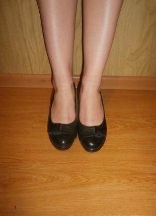 Удобнейшие туфли/нат.кожа/24-24,5 см2