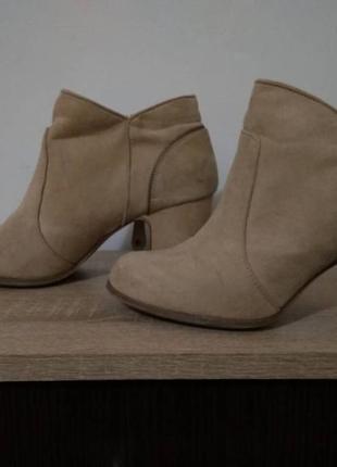 Ботинки осенние2