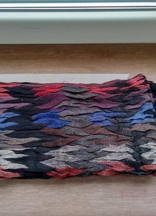 Длиный шарф1
