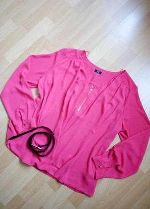 Красивая блуза 50-52 f&f1