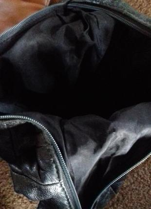 Шкіряна (кожаная ) сумочка3