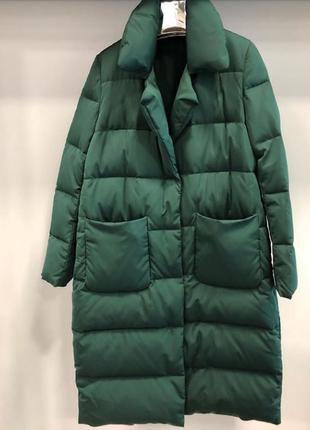 Зимняя куртка пуховик пальто1