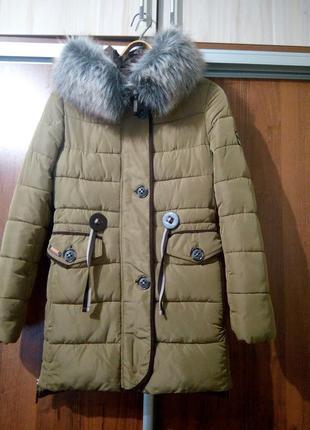Пальто зимнее1