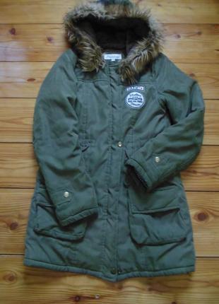 Куртка парка4