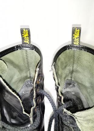 Кожаные сапоги,ботинки dr.martens, 40р,стелька25,5см, хорошее состояние4