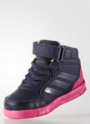 dbd02ba1d205 Детские кроссовки adidas performance altasport mid cq2687 размер20-27