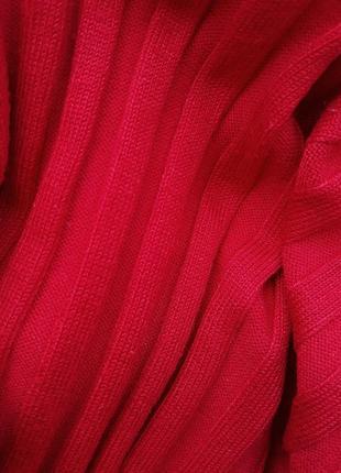 Бомбезный яркий свитер с рубашкой свитер джемпер3