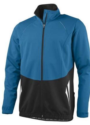 Вело куртка xl eur 56-58 softshell