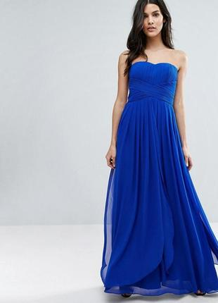 Платье макси y.a.s molly2