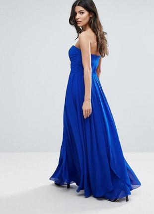 Платье макси y.a.s molly1