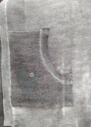 Фирменная, базовая, шерстяная кофта худи, 100% шерсть мериноса, супер качество!!!5