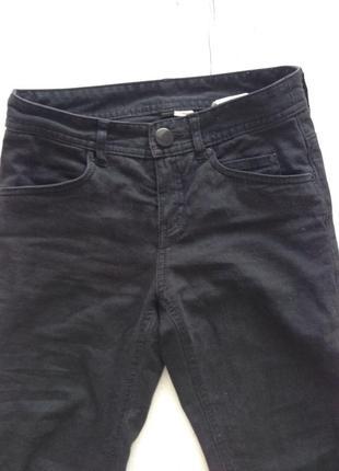 Черные джинсы h&m4