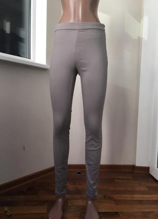 Красивые удобные брюки по фигуре с высокой посадкой1