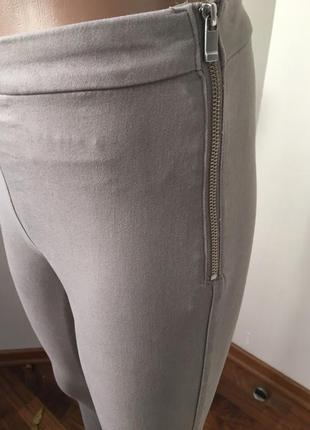 Красивые удобные брюки по фигуре с высокой посадкой3