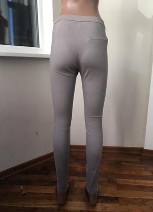 Красивые удобные брюки по фигуре с высокой посадкой4