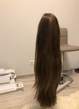 Красивейший парик длинные волосы1