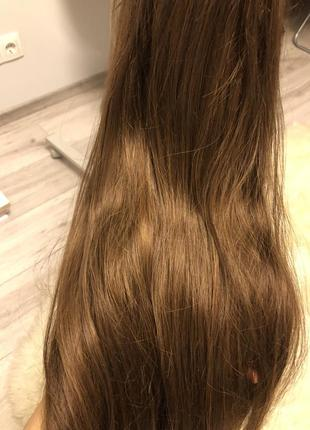 Красивейший парик длинные волосы2