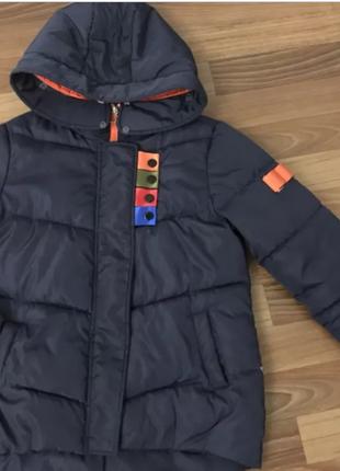 Классная яркая куртка3