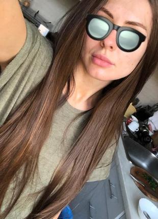 Красивейший парик длинные волосы4