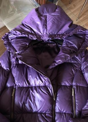 Тёплый зимний пуховик размер xl3