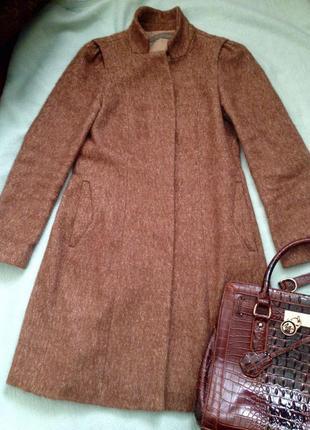 Стильное пальто zara1