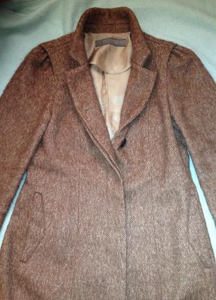 Стильное пальто zara2