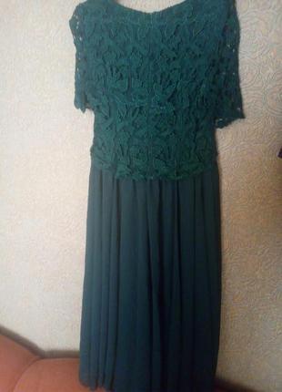 Красивое ,вечернее платье!торг2