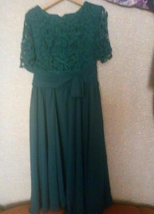Красивое ,вечернее платье!торг1