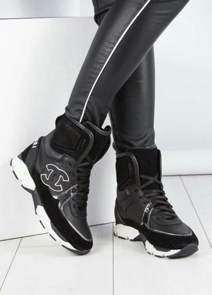 Зимние спортивные  ботинки рр. 36,37,38,40