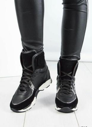 Зимние спортивные  ботинки рр. 36,37,38,404