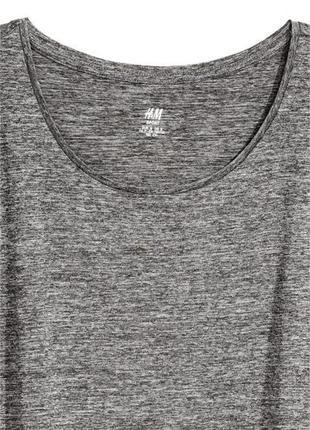 Спортивная футболка h&m3