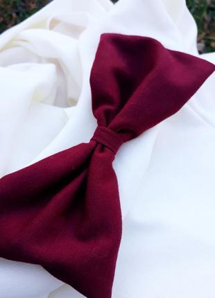 Нежное платье нарядное платье трапеция с бантом5