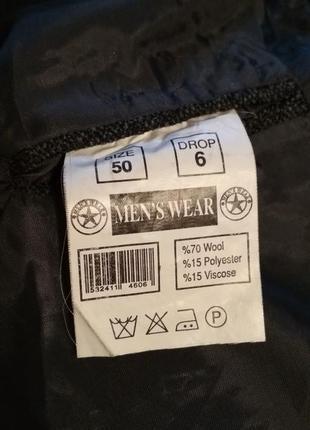 Пиджак мужской5