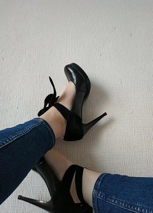Черные туфли1