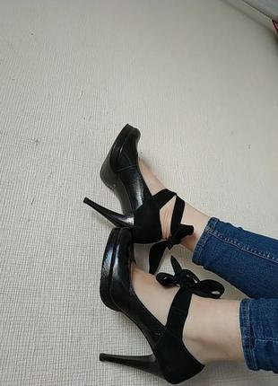 Черные туфли2