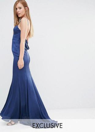Платье с шевроном fame and partners3