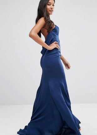 Платье с шевроном fame and partners2