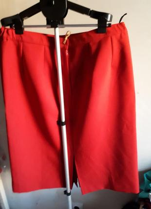 Стильная юбка карандаш2