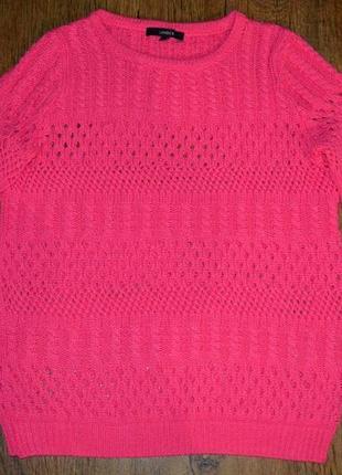 Модный яркий свитер джемпер lindex 8-10(42-44)р1