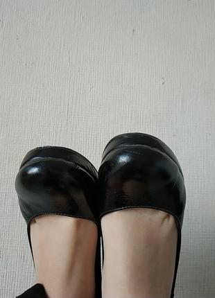 Черные туфли4