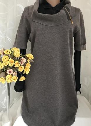 Люксовое ♥️👑♥️ шерстяное платье из шерсти escada, италия, m-l.4
