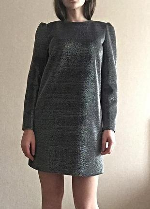 Космическое платье от h&m2