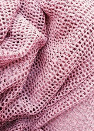 Пепельно розовый джемпер с шелком шелковый джемпер в составе натуральный шелк4