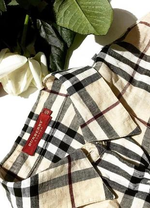 Рубашка burberry2