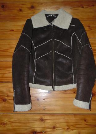 Куртка дубльонка1