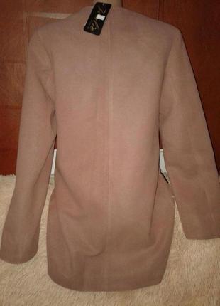 Пальто кашемировое демисезонное3