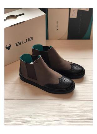 Ботинки bub shoes5