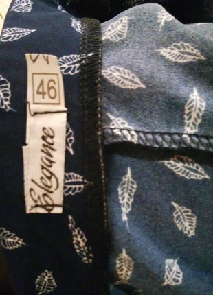 Женская шифоновая рубашка4