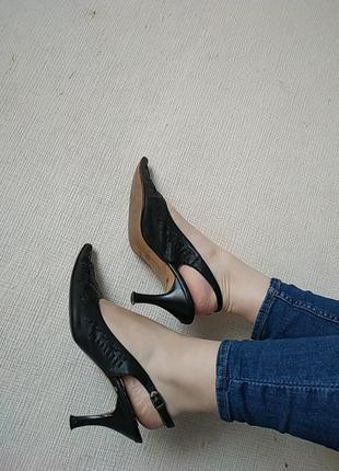Черные туфли3